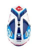 Casque cross Kenny 2021 Track - Patriot