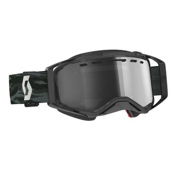 Masque cross SCOTT Prospect Enduro Light Sensitive - Camo Gris