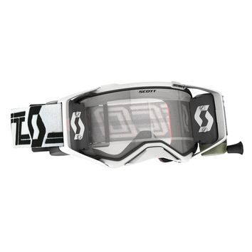 Masque cross SCOTT Prospect Super WFS - Blanc Noir