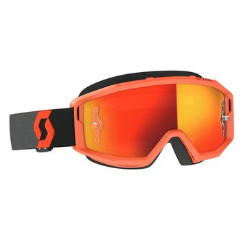 Masque cross SCOTT Primal - Orange Noir