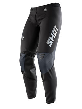 Pantalon cross Shot 2021 Aerolite Airflow - Noir