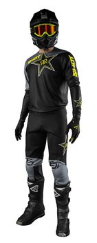 Tenue cross 2021 Shot Contact Replica Rockstar