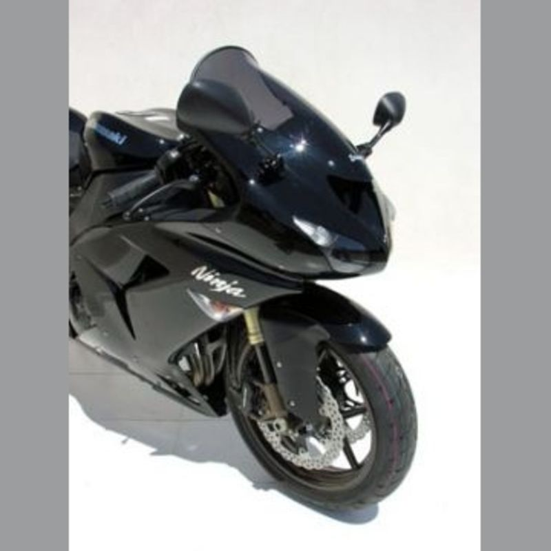 bulle ermax haute protection zx6r rr 2005 08 zx10r ninja 2006 07 3as racing. Black Bedroom Furniture Sets. Home Design Ideas