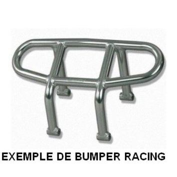 Bumper racing ART 400 DVX 2004-2007 400 KFX 2003-2006 400 LTZ 2003-2007