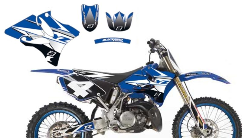 1998 yz 125 graphics kit motorcycle pictures motorcycle review and galleries