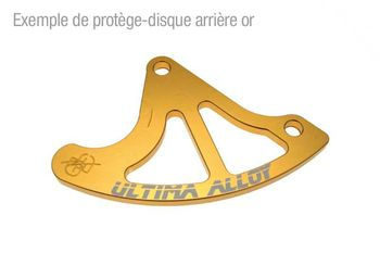 Protection- disque arriere ALLOY ULTIMA 125/250 RM 2002-2004