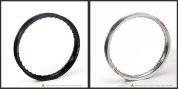Jante avant SM PRO MX Enduro 21x1.60 Or 36 TROUS
