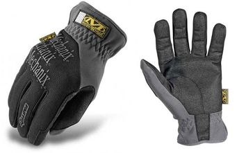 Gants MECHANIX Fast Fit Noir gris