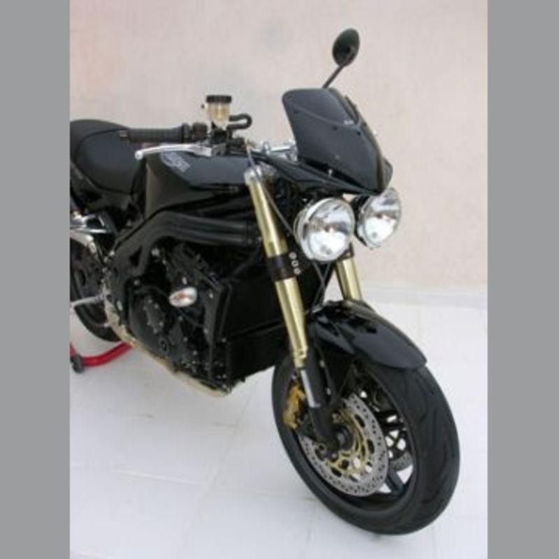 bulle ermax haute protection 1050 speed triple 2005 2010 3as racing. Black Bedroom Furniture Sets. Home Design Ideas