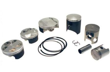 Kit piston TECNIUM Forgé APRILIA 125cc 1985-1987