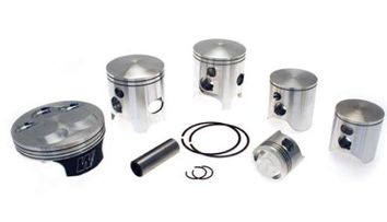 Kit piston WISECO Forgé DERBI YAMAHA