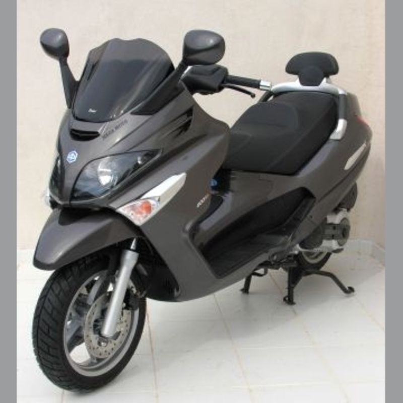 pare brise scooter ermax sport piaggio x8 x evo 2003 2014 3as racing. Black Bedroom Furniture Sets. Home Design Ideas