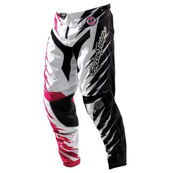 Pantalon TROY LEE DESIGNS Enfant 2012 Grand Prix Shocker Rose Noir