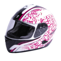 voir Casque ASTONE 2013 GTB Graphic Exclusive Valentin Rose