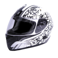 voir Casque ASTONE 2013 GTB Graphic Exclusive Valentin Blanc