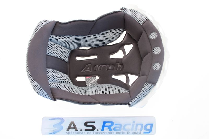 int rieur de casque airoh aviator 2 2 3as racing. Black Bedroom Furniture Sets. Home Design Ideas