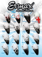 Bulle ERMAX Haute Protection 250 RS 1995-1997