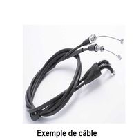 Cable de gaz ALL BALLS ARCTIC CAT 250 2x4/4x4 2002-2005 300 2x4/4x4 2002-2005