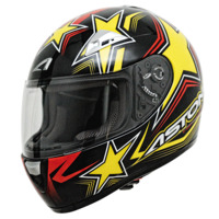 voir Casque ASTONE 2013 GTO Graphic Exclusive Luckystar