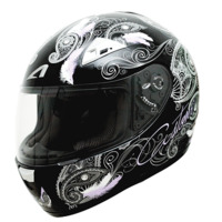 voir Casque ASTONE 2013 GTO Graphic Exclusive Pearl
