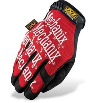Gants d´atelier MECHANIX 2013 Original Rouges