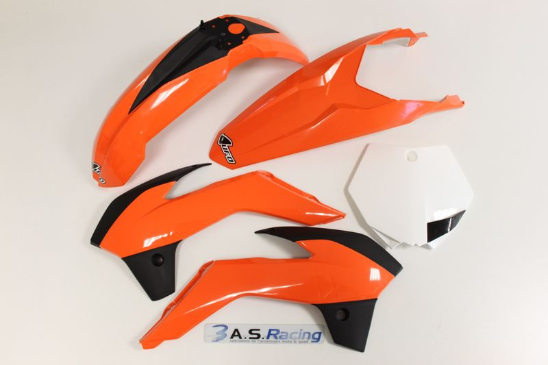 kit plastiques ufo ktm 85 sx 2013 2017 3as racing. Black Bedroom Furniture Sets. Home Design Ideas