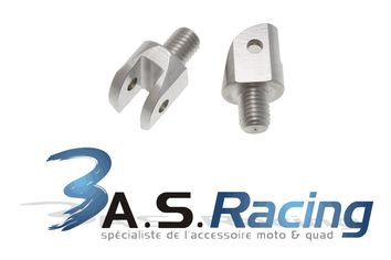 Supports repose-pieds Passager ALLOY ULTIMA 1098 Streetfighter 2009-13