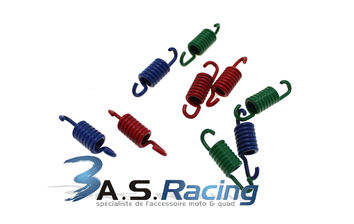 Kit de 9 ressorts d´embrayage TOP RACING pour Scooters
