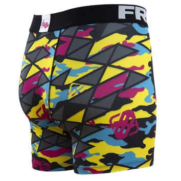 Boxer FREEGUN Multicolor