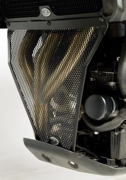 Grille de collecteur optionnelle R&G TRIUMPH 800 Tiger 2011-2014