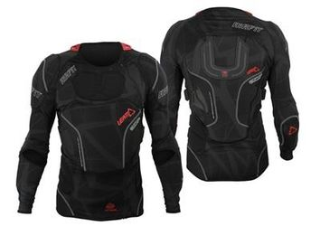 Gilet de protection LEATT 3DF Airfit noir